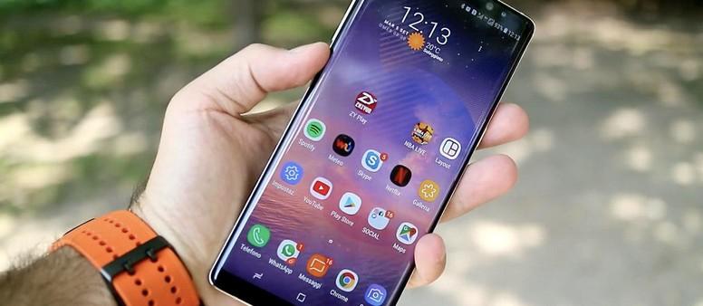 213ea41ddf13 Samsung Galaxy Note 8 si aggiorna in Italia con le patch di luglio 2019