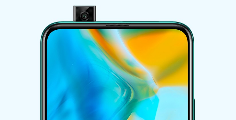 Huawei P Smart Z ufficiale: tutto schermo e cam pop-up a 279
