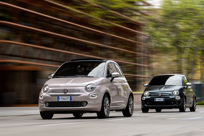 Fiat 500 Star And Rockstar The Novelties Up To 6 Months Apple Music