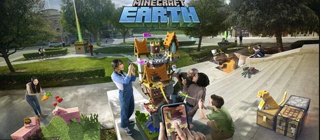 Minecraft Earth, annunciata la versione AR per iOS e Android | Registrazioni beta - image  on https://www.zxbyte.com