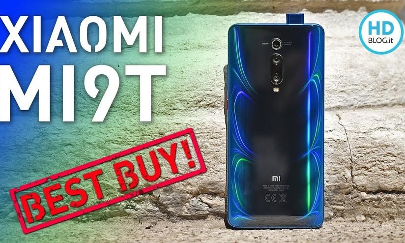 ba33cb8a1 Xiaomi Mi 9T ufficiale in Italia: prezzo da best buy, per 24h a 299 euro |  VIDEO - HDblog.it