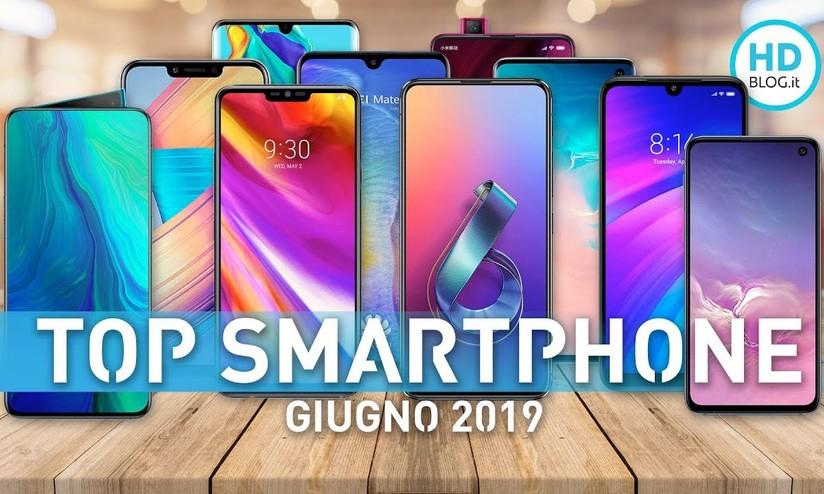 Migliori smartphone top Febbraio 2020 HDblog.it