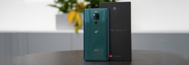 Huawei Mate 20 X 5G: live batteria | CONCLUSO - image  on https://www.zxbyte.com