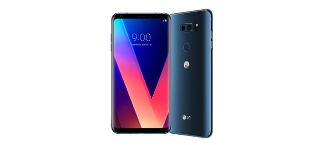 LG V30 ThinQ: here is Android 9 Pie, now also OTA in Italy