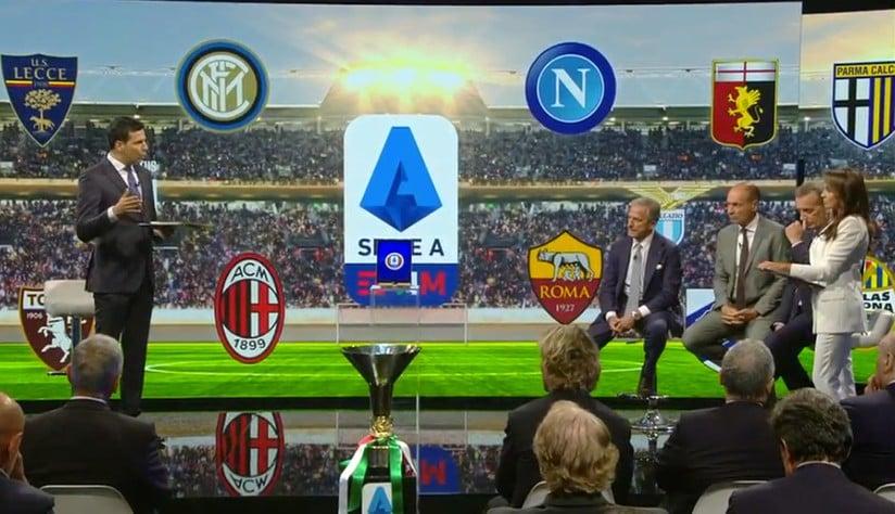 Calendario Serie A 2020 20 Sky.Serie A Tim Ecco Il Calendario 266 Incontri Su Sky E Il