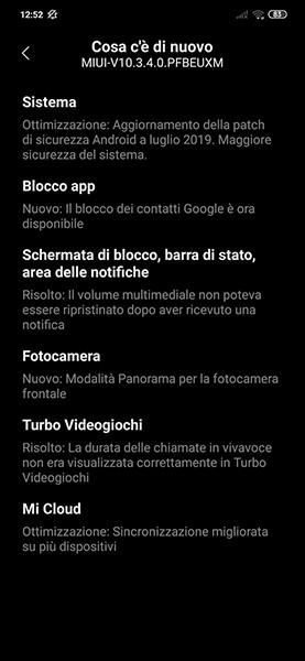 Xiaomi Mi 9T e SE ricevono le patch di luglio 2019 e fix per