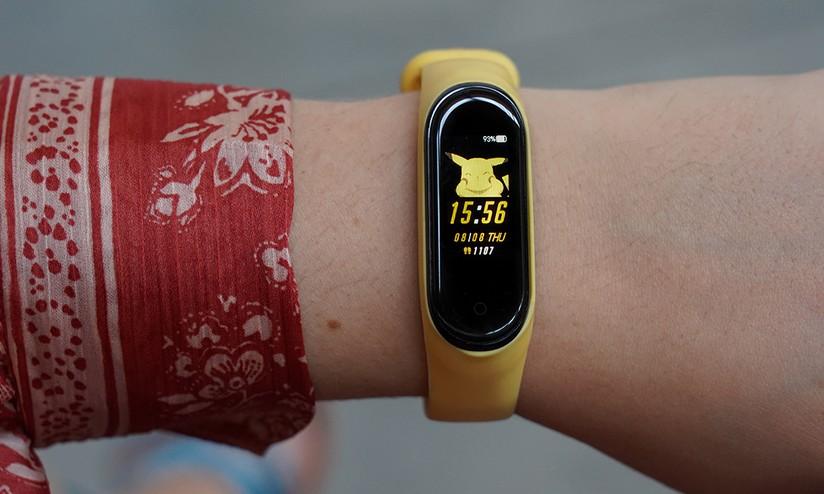 Xiaomi Mi Fit: la Mi Band 4 può ora cambiare sfondo del