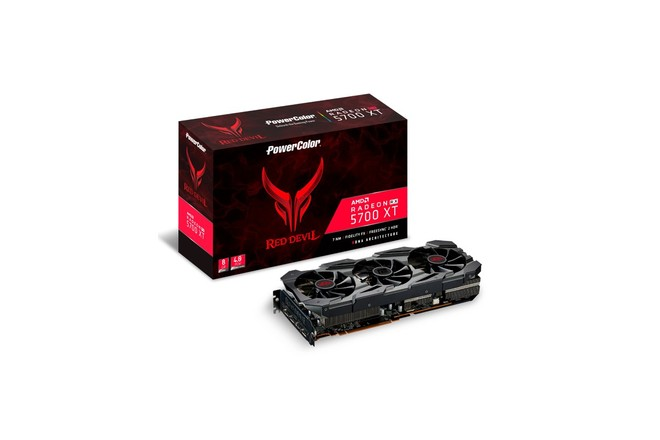 PowerColor annuncia le Radeon RX 5700 Red Devil e Red Dragon - image  on https://www.zxbyte.com