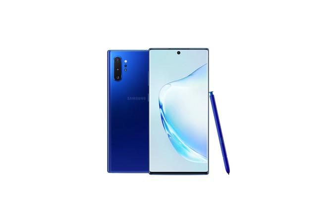 Samsung Galaxy Note 10+ arriverà in Europa anche in colorazione Aura Blue - image  on https://www.zxbyte.com