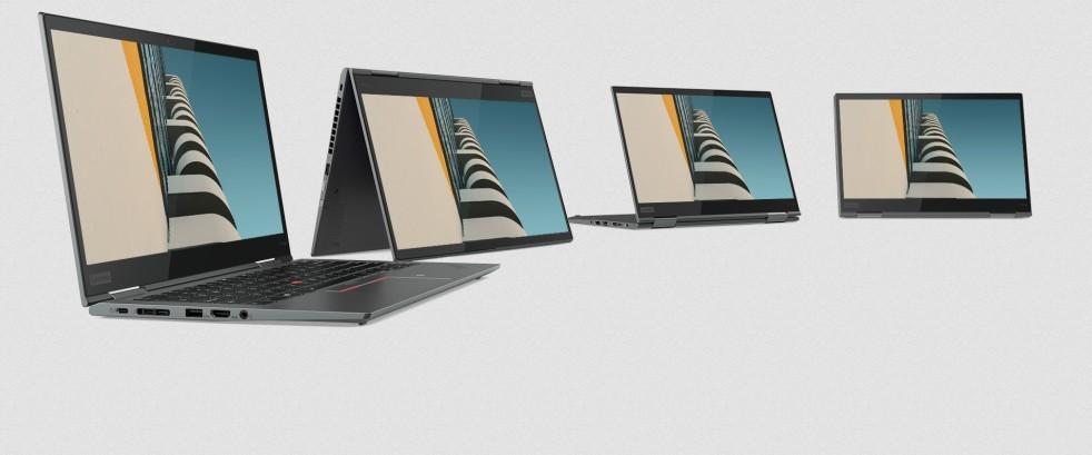 Lenovo ThinkPad X1 Carbon Gen 7 e Yoga ufficiali