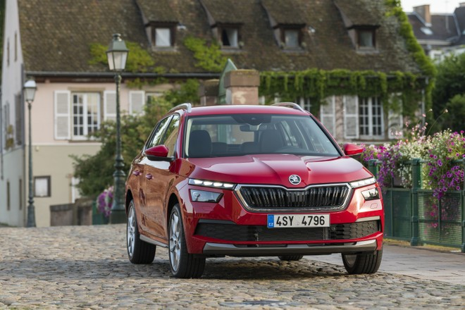 Skoda Kamiq: things to know while waiting for the road test