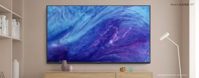 """Redmi TV è ufficiale: Smart TV Ultra HD da 70"""" a 480 euro in Cina"""