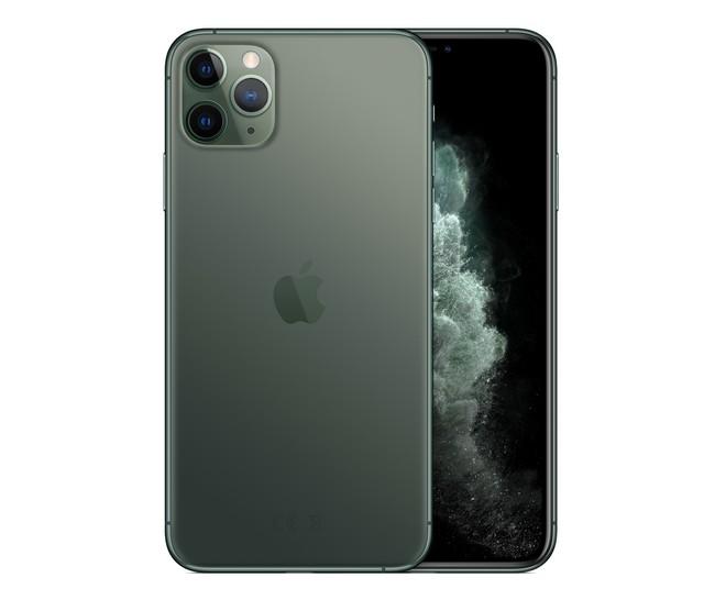 Custodia in silicone per iPhone 11 Pro - Mandarancio - Apple (IT)