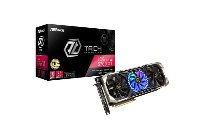 AMD Radeon RX 5700 custom: ASRock Taichi ed MSI Gaming al debutto - image  on https://www.zxbyte.com