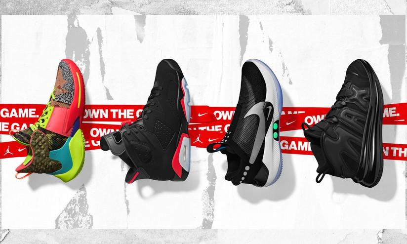 Vinci un paio di scarpe Nike in edizione limitata con NBA