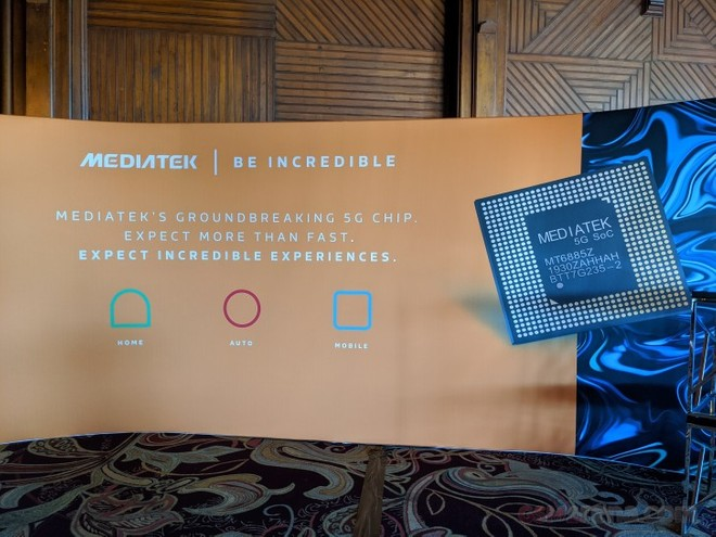 MediaTek annuncerà il prossimo 26 Novembre un nuovo processore 5G - image  on https://www.zxbyte.com