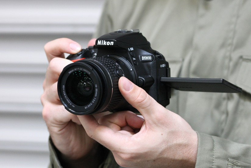 Fotocamera Reflex Nikon D5600 in offerta su Amazon al ...