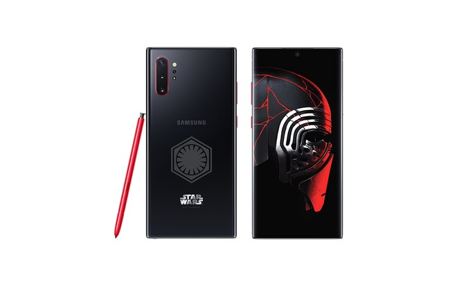 Galaxy Note 10+ Star Wars Edition: edizione speciale in Europa dal 10/12 - image  on https://www.zxbyte.com