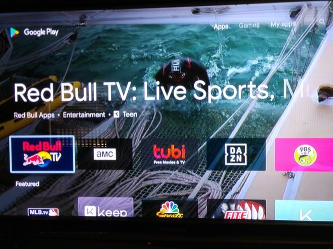 Android TV, il Play Store con tema Material è in distribuzione (ma con calma) - image  on https://www.zxbyte.com