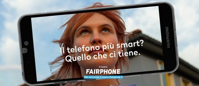 FairPhone 3, lo smartphone