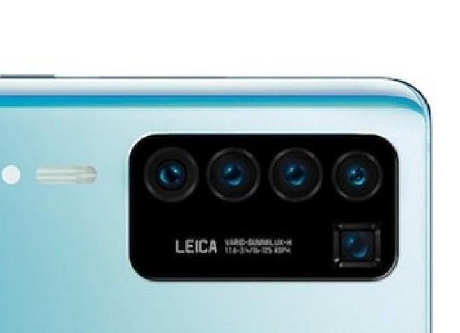 Huawei P40 Pro tra foto e render: proteggi schermo e 5 fotocamere posteriori - image  on https://www.zxbyte.com